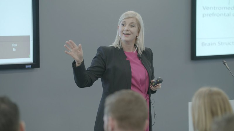Christina Enright: How Relationships Wire Children's Brains | Talks at Google