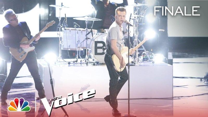 Шоу Голос США 2018 Финал Бриттон Бьюкенен с песней Хорошей любви The Voice USA 2018 Britton Buchanan Finale Good Lovin' оригинал The Rascals