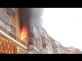 Пожар по адресу Стара-Загора 133...