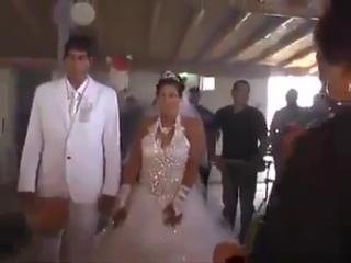 Что это за свадьба такая?
