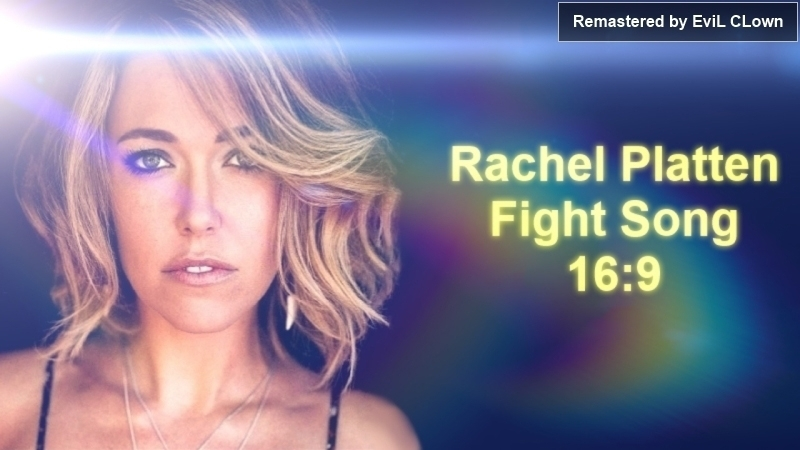 Rachel Platten - Fight Song (Remastered)
