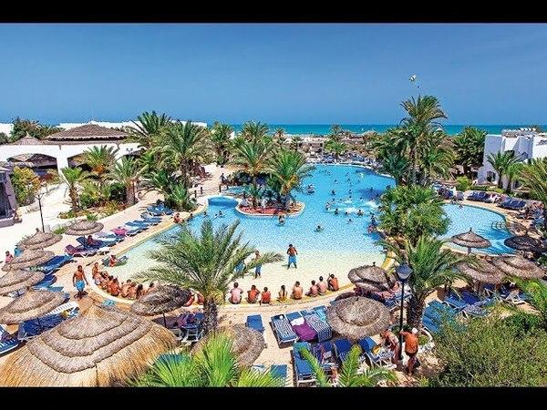 Hôtel Fiesta Beach Club Djerba Tunisie