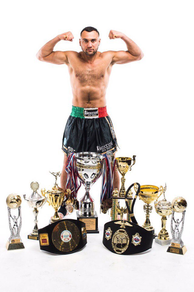ruslan bikmenov russia kickboxing k1