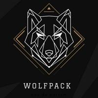 Логотип WolfPack Family / AIESEC in Rostov-on-Don (Закрытая группа)