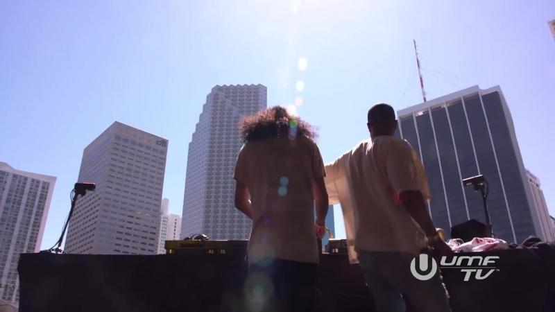 Simon Fava Gregor Salto ft. Sergio Mendes - Magalenha [live @ Ultra Music Festival Miami]