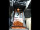 Светлое дерево для интерьера салона Toyota Land Cruiser 200 Аквапринт Аквапечат