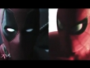 Deadpool spider-man vine