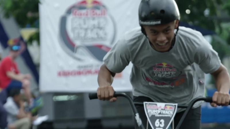Red Bull Pump Track World Championship 2018 Qualifier - Kerobokan, Bali