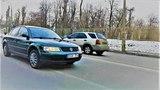 volkswagen passat b5 sedan 1999, газ бензин