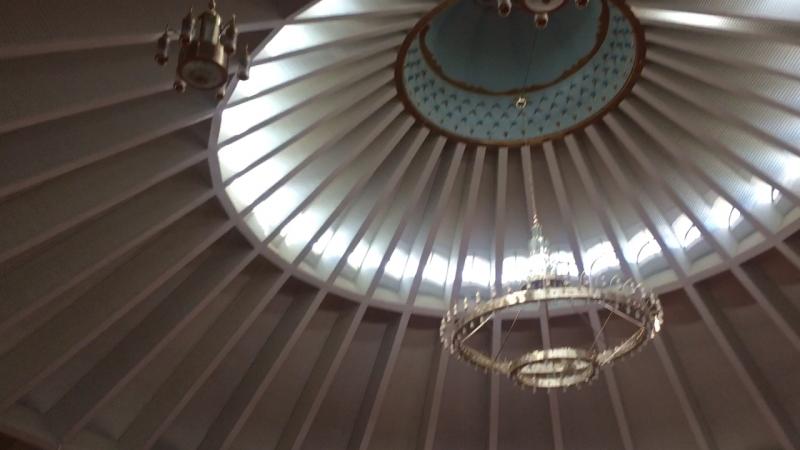 В мечети г.Шымкент моими глазами 😍