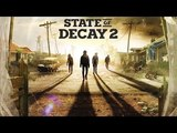 [18+] Шон играет в State of Decay 2 (Xbox One X, 2018)