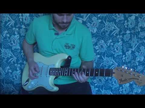 Jan Cyrka - Brief Encounter ( guitar cover )