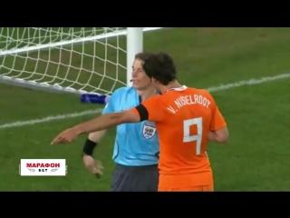 Россия 3:1 Голландия ЧЕ-2008 | Полный обзор матча