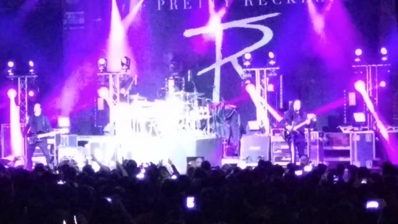 The Pretty Reckless - Follow Me Down (Alcatraz)