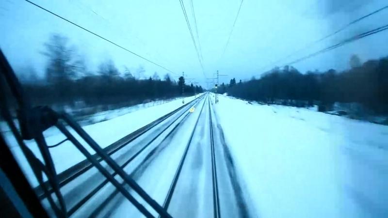 Дзен - поезд