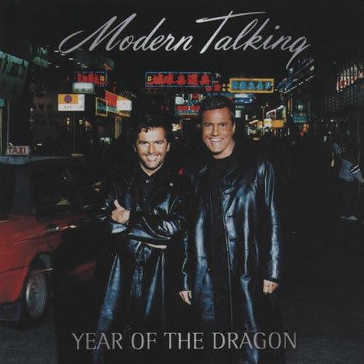 Modern Talking альбом Year Of The Dragon