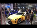Lackas Lexus Booth at Essen Motor Show 2017 | Novel GS F/RC F | J.P Performance RC F