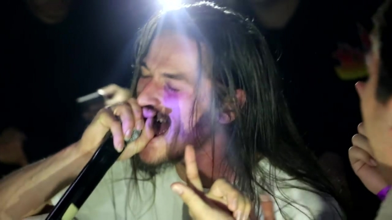 KILLSTATION - THE TWO OF US ARE DYING *LIVE*