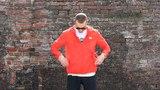 WEEKEND OFFENDER x SPIRIT OF '58 Spirit of Wales Jacket Red