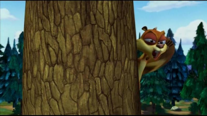 Медведи-соседи 1 сезон 081.Всю ночь напролет
