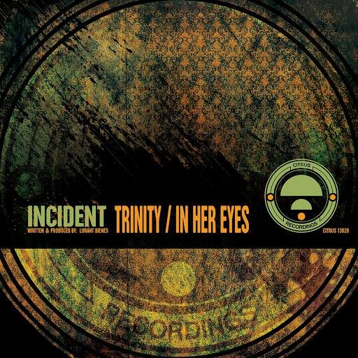 Incident альбом Trinity / In Hear Eyes