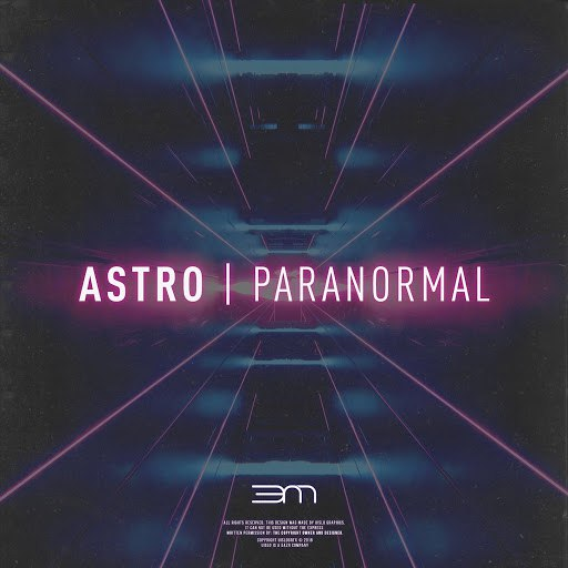 Astro album Paranormal
