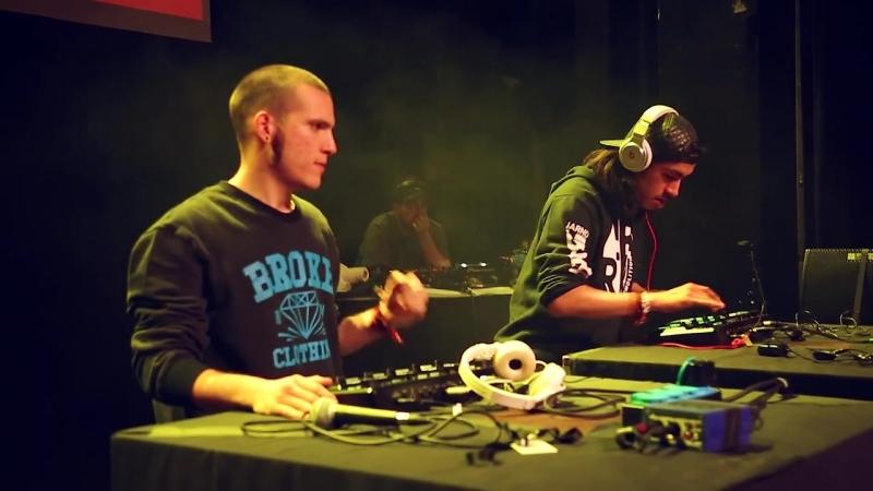NME vs JARNO IBARRA _ Grand Beatbox LOOPSTATION Battle 2018 _ SMALL FINAL