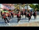 Ярославль. День города. Концерт танцевальных коллективов на открытии нового колеса обозрения, 26 мая 2018 года.