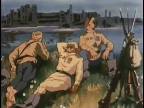 «Солдатскую сказку» показали в библиотеке на 1-й Хуторской