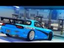 [ErasableNinja] GTA 5 - MAZDA RX7 DRIFT MONTAGE (Drifting To The Gas Station)