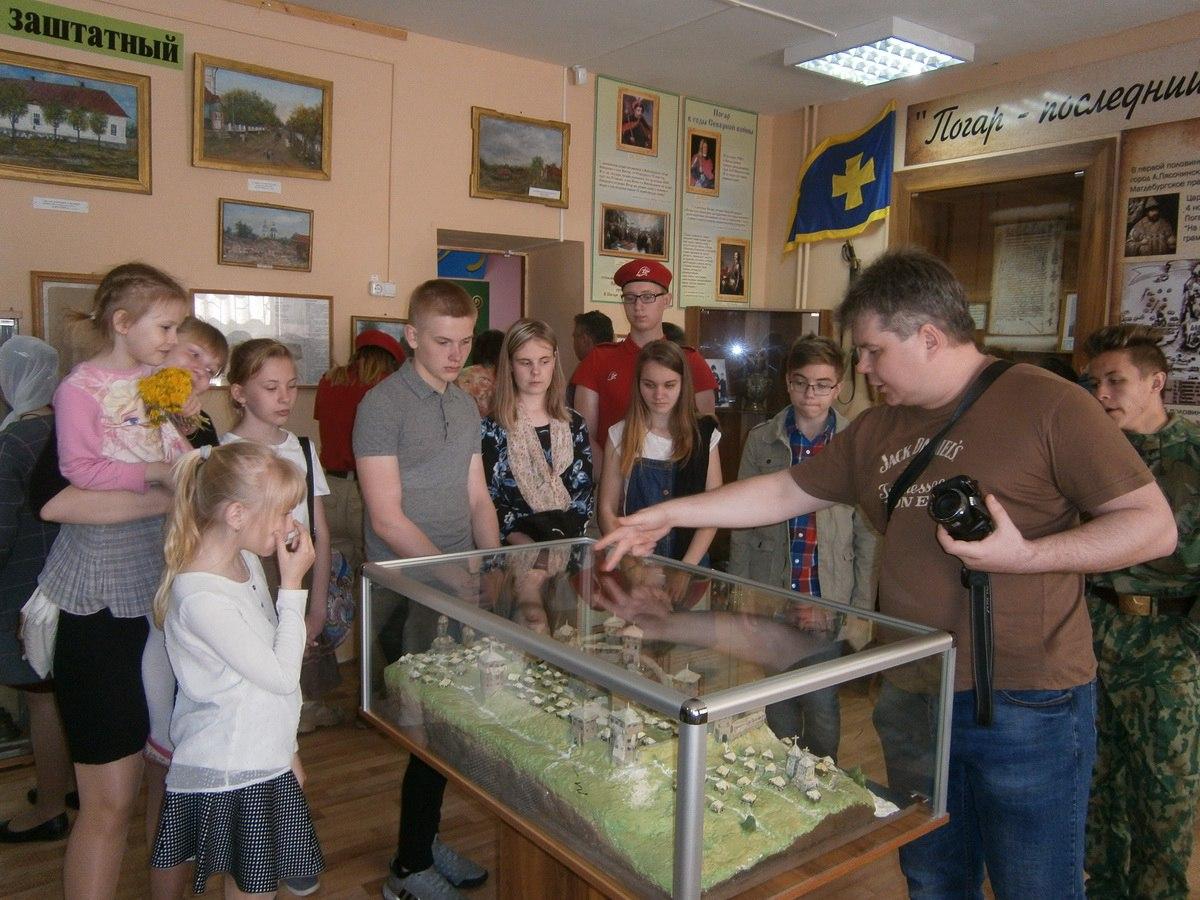 В гостях у музея «Радогощ»