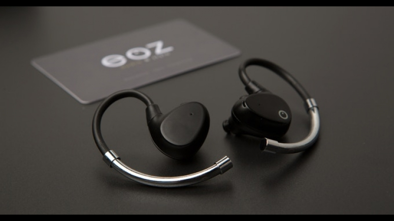 EOZ Air - World s Most Advanced True Wireless Earphones by EOZ Audio