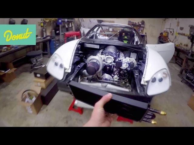 Parts-pocalypse! | Drift Corvette Build w/Matt Field