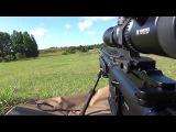 H&ampK MR308 at 450 yards
