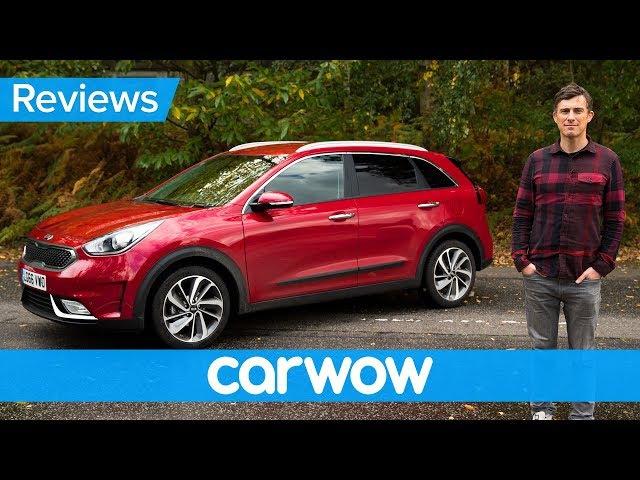 Kia Niro hybrid 2018 in-depth review   Mat Watson Reviews