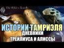 Истории Тамриэля Дневник Трейлиуса и Алиссы Озвучка книг The Elder Scrolls