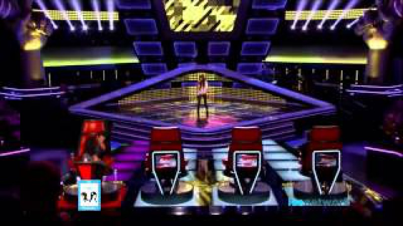 Christina Grimmie - Wrecking Ball ( The Voice Season 6 : The Blind Auditions )
