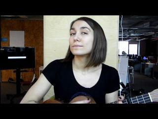 Pikhnova Darya - Drown (BMTH ukulele cover)