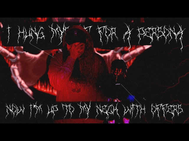 $UICIDEBOY$ - I HUNG MYSELF FOR A PERSONA NOW I'M UP TO MY NECK WITH OFFERS / ПЕРЕВОД