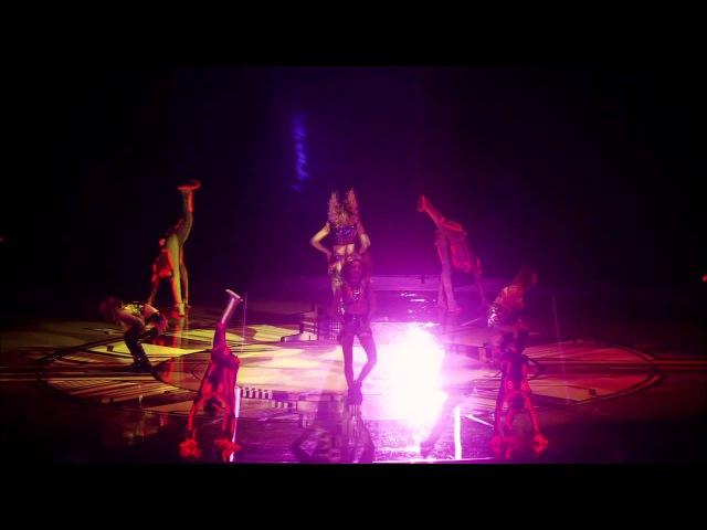 【SAMURIZE】E-girls PERFORMERS / RYDEEN -YVESADAMS Dance Remix- (EXILE TRIBE LIVE)