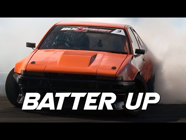 Crashed into again! (0_0) *Driftland BDC Day1* - Ep.28 - Driftworks TV