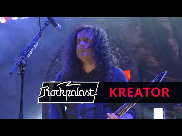 Kreator live | Rockpalast | 2017