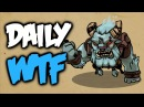 Dota 2 Daily WTF Space cow diaries