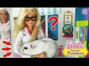 Мультик Барби и Челси едут к ветеринару Жизнь в доме мечты! Pet Care Center ♥ Barbie Original Toys