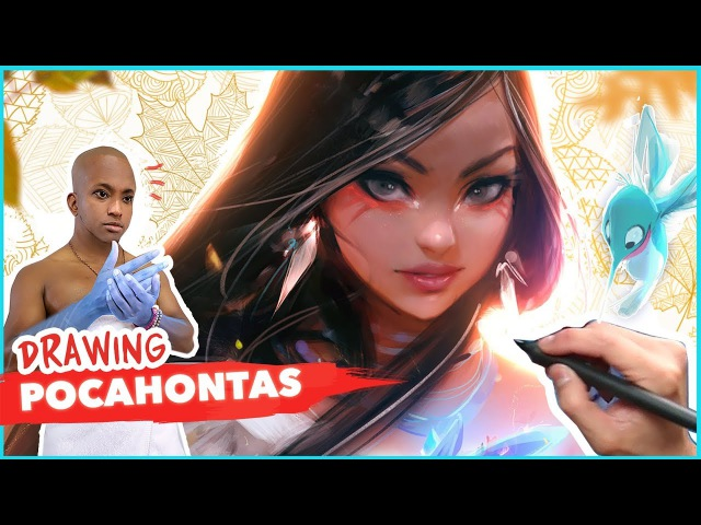 TURNING sWooZie INTO POCAHONTAS!
