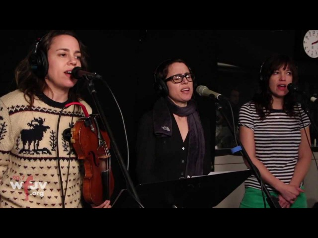 The Haden Triplets - Single Girl, Married Girl (Live at WFUV)