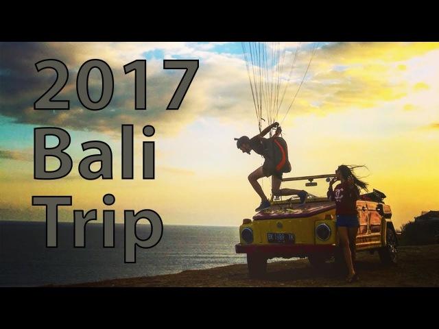 My Unforgettable Bali Paragliding Trip   2017