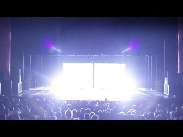 NONOTAK / SHIRO at MUTEK Montreal 2016