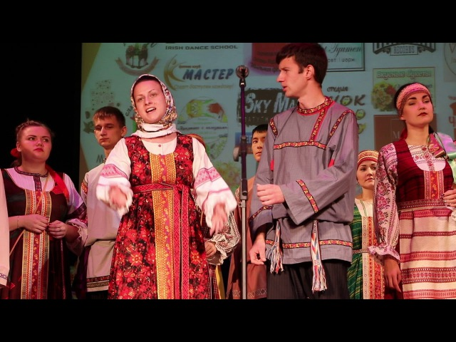 Фольклорно-этнографический ансамбль «ЯромилЪ» - «Летела Зозуля»(худ.рук. Лосева Руслана)