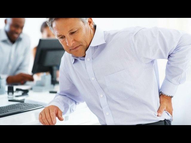 Это упражнение снимет боли в пояснице, боли в спине и ногах за 1 минуту
